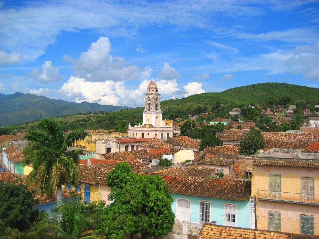 Besøg det autentiske Trinidad på din rundrejse til Cuba
