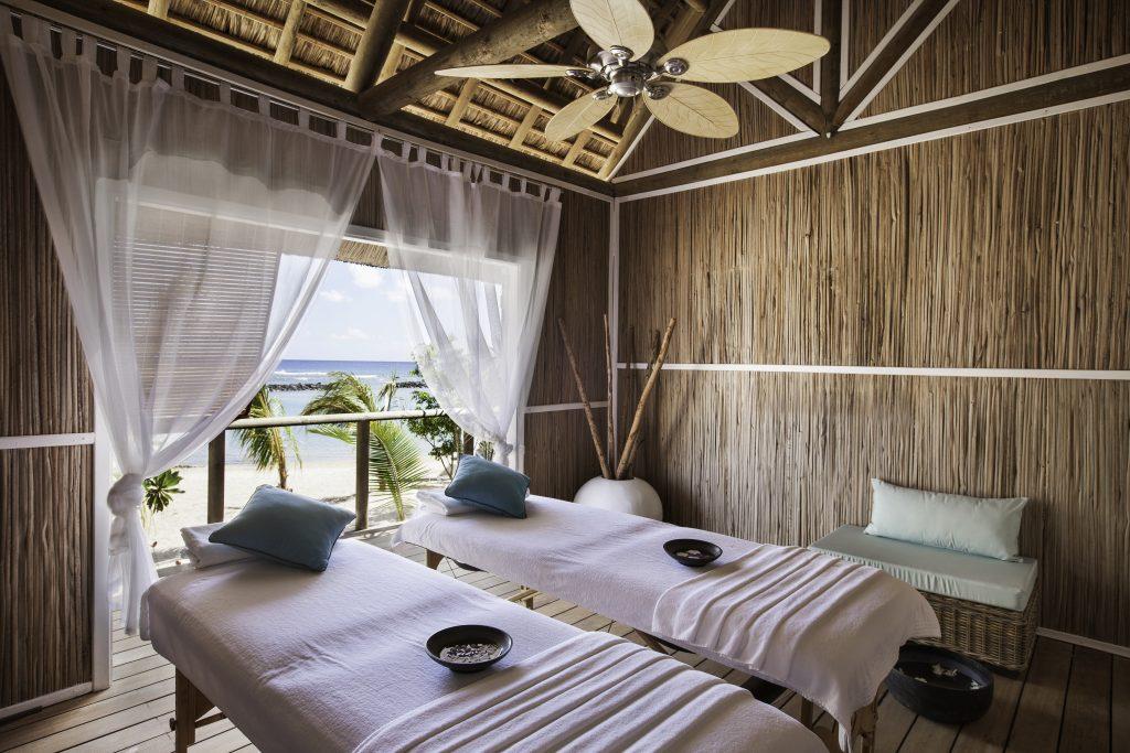 Svane Rejser's hoteller i Mauritius - Spa på Pointes aux Biches
