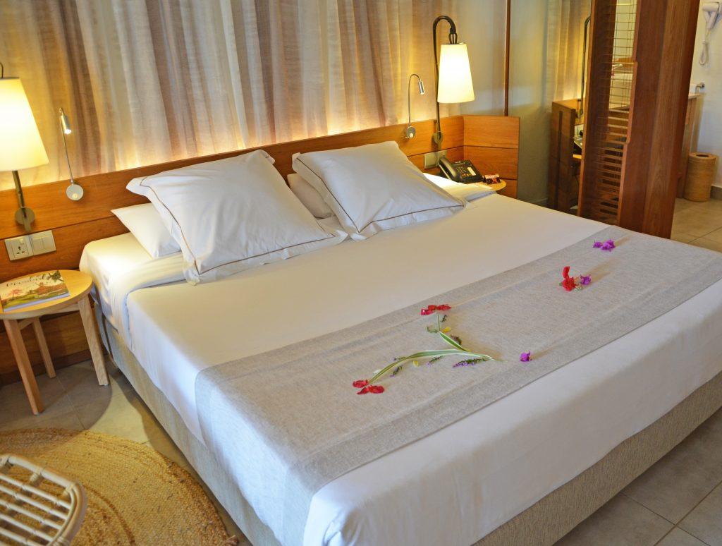 Svane Rejser's hoteller i Mauritius - Værelse på Paul et Virginie