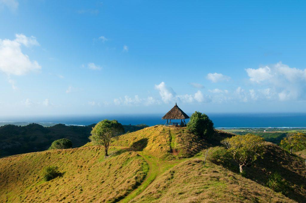 Mauritius er ikke kun strand. Inde på øen er grønt og frodigt