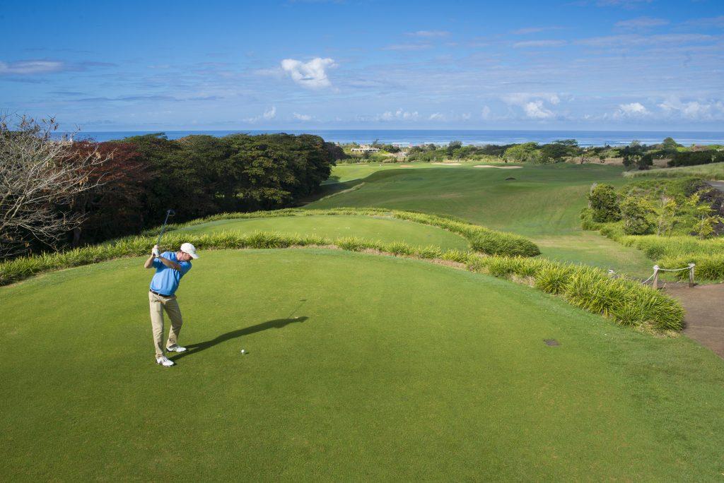 Spil golf i Mauritius på nogle af de flotteste baner i verden